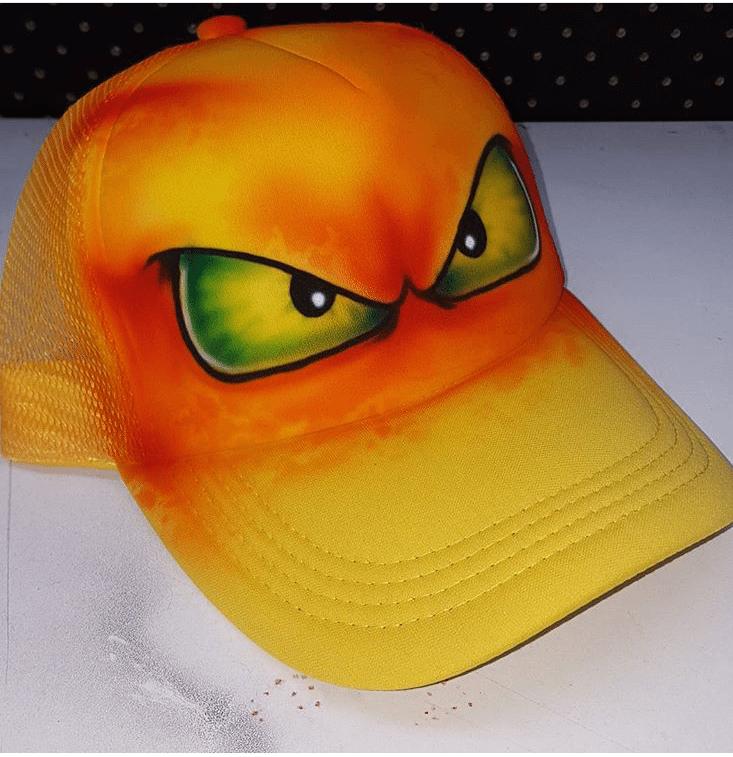 כובע עצבני