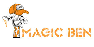 מג'יק בן Logo